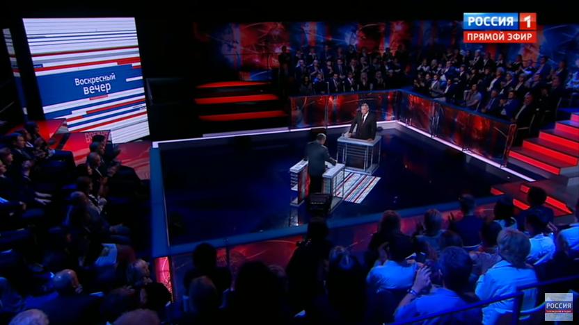Дмитрий Рогозин в программе