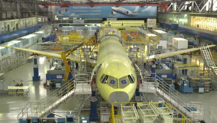 В Иркутске разрабатывают пассажирский самолет, способный садиться где угодно