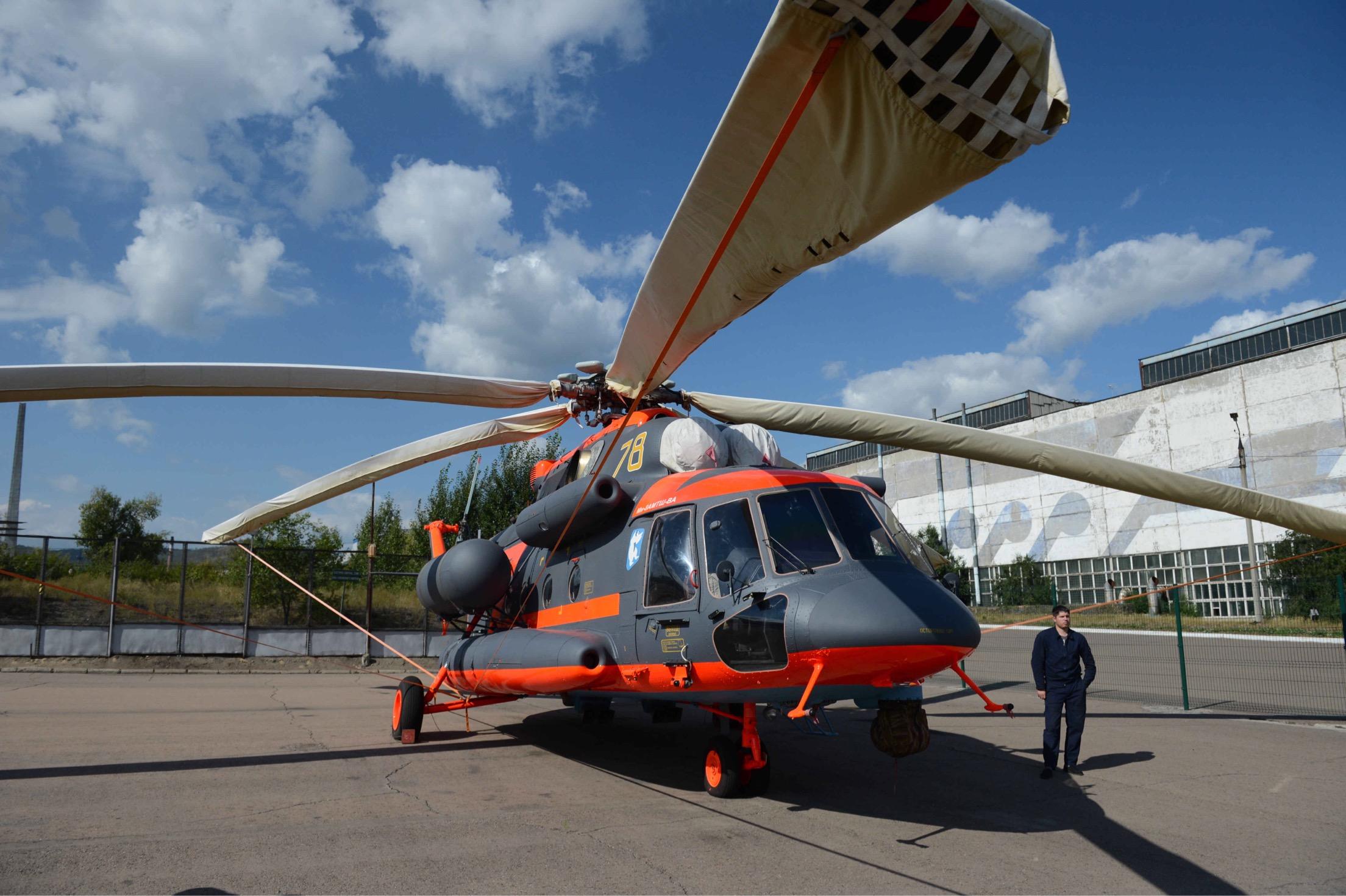 На авиазаводе в Улан-Удэ наладят сборку Ка-226Т для Индии