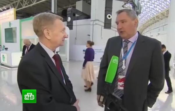 Дмитрий Рогозин: ВПК надо учиться грамотно себя вести на гражданском рынке
